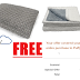HURRY!! Free Puffy Blanket or Pillow!!