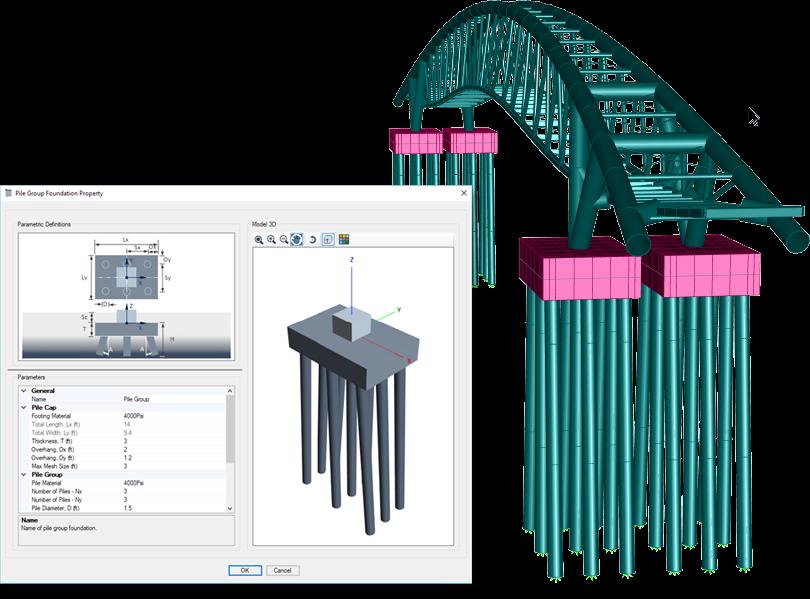 تحميل برنامج CSI Bridge Advanced 22.0.0 لتصميم جسور ثلاثية الأبعاد