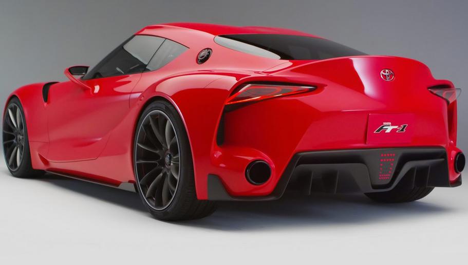 2018 Toyota Supra Release Date Specs