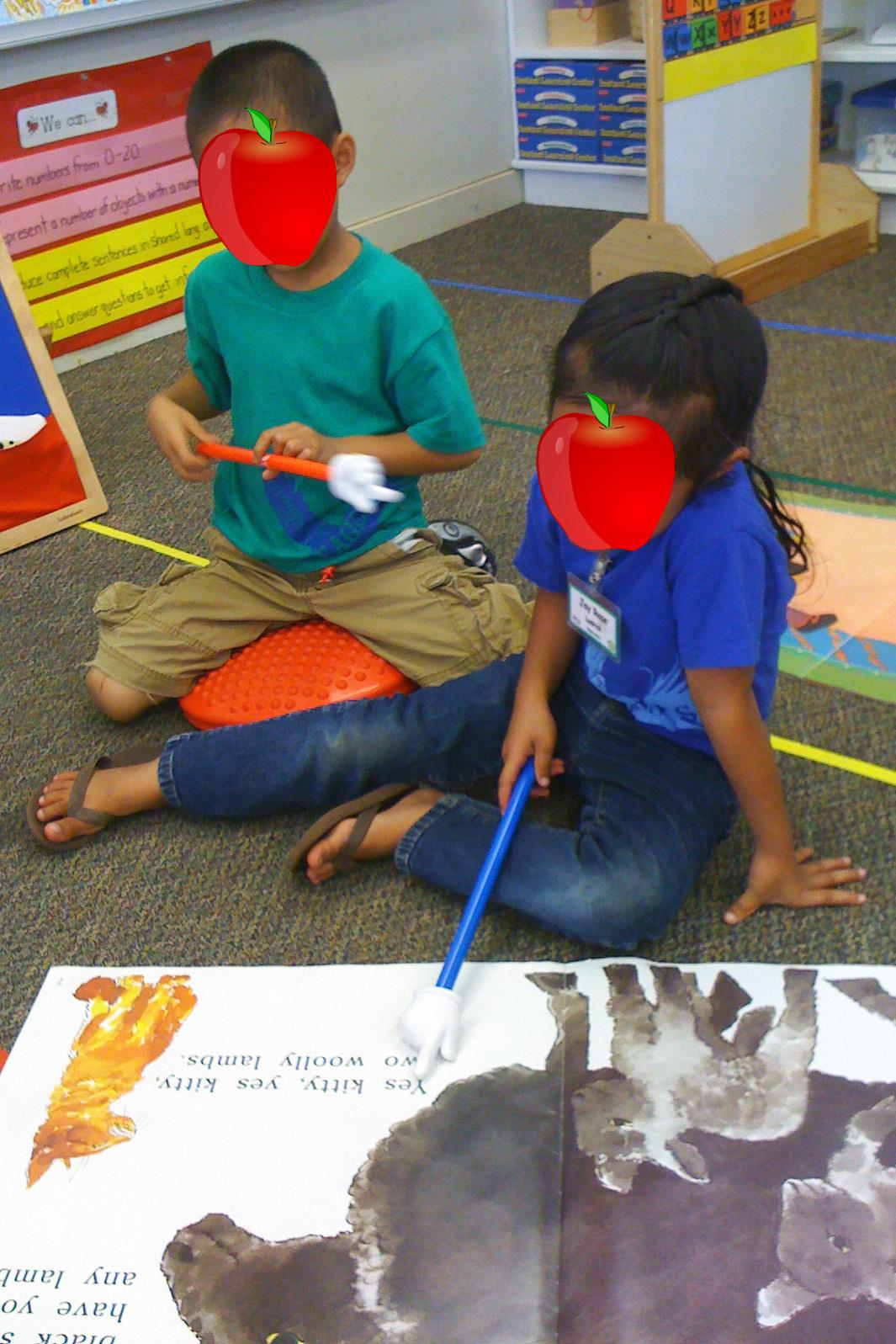 Kinder Garden: Mrs. Ricca's Kindergarten: Literacy Centers