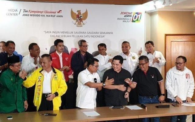 Partai Anggota Koalisi Jokowi akan Berhitung Ulang Kalau Prabowo Merapat