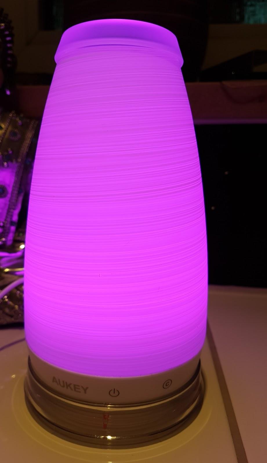 Aukey Lampen mit Farbwechsel im Test - entspannen und eine gute ...