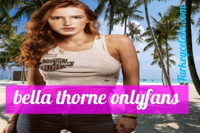 The bella thorne onlyfans mystery revealed