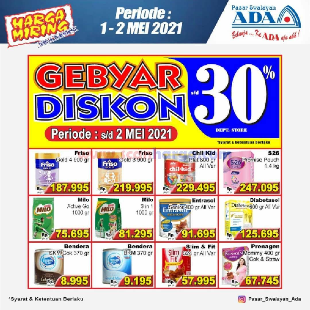 Katalog Promo ADA Swalayan Terbaru 1 - 2 Mei 2021 5
