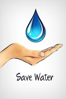 قطرة ماء = حياة