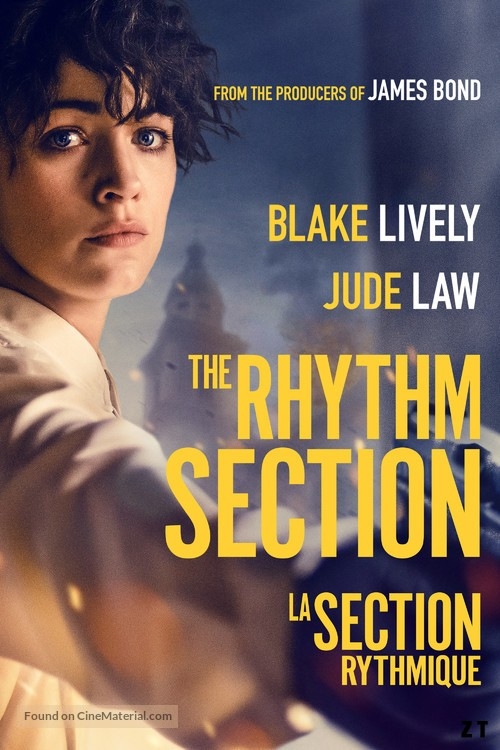 The Rhythm Section [HDRip] [Streaming] [Telecharger]