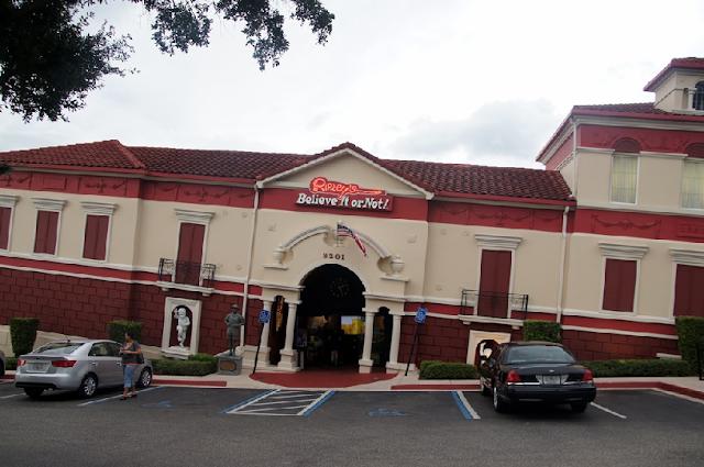 Museu Ripley's Believe It or Not en Orlando
