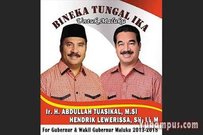 poster iklan kampanye politik