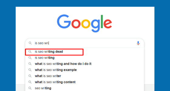 SEO Writing Tips and SEO writing best practices 2020