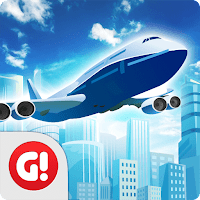 Airport City - VER. 5.2.11 Unlimited {Money, Coins, Anti cheat} MOD APK