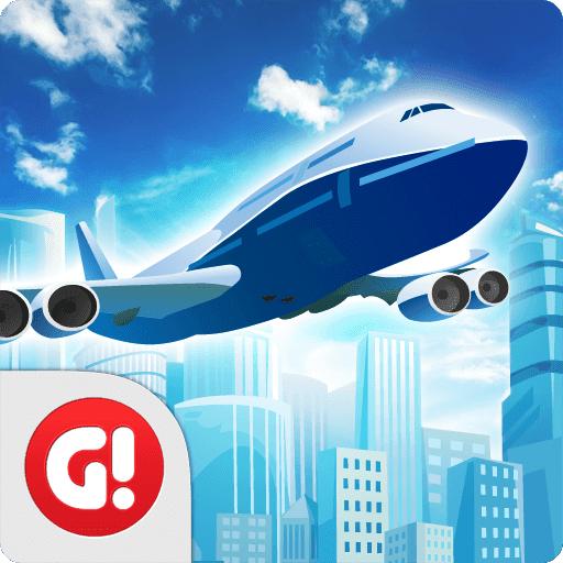 Airport City - VER. 8.21.22 Unlimited {Money, Coins, Anti cheat} MOD APK