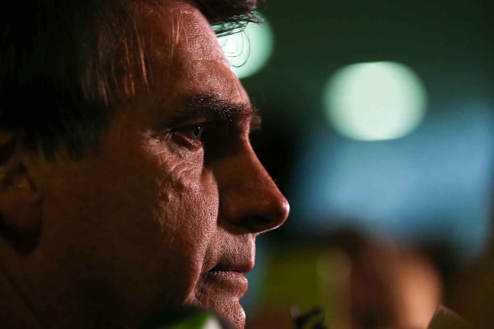 No segundo turno, Bolsonaro perde para Haddad, Ciro e Alckmin, diz Ibope