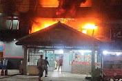 Kebakaran Rumah Warga di Mempawah, 5 Orang Penjarah di Amankan Polisi