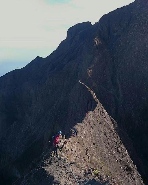 Gunung Raung Jawa Timur