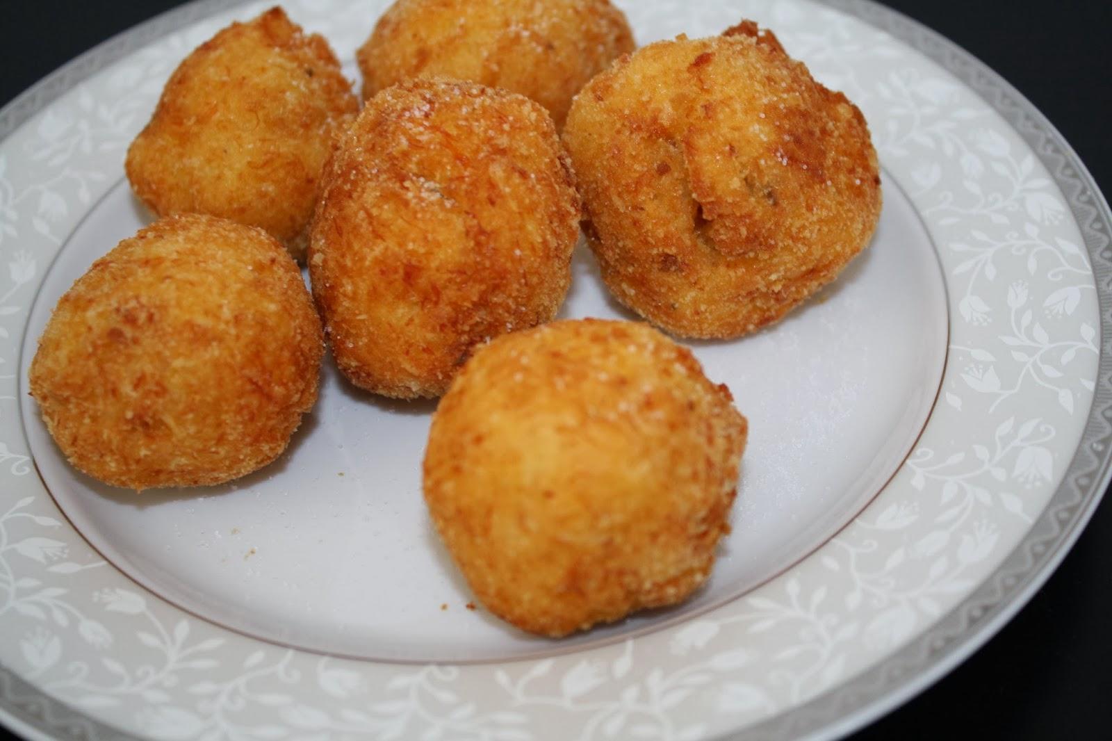 La Cuciniera Moderna Polpette di baccal ricetta portoghese