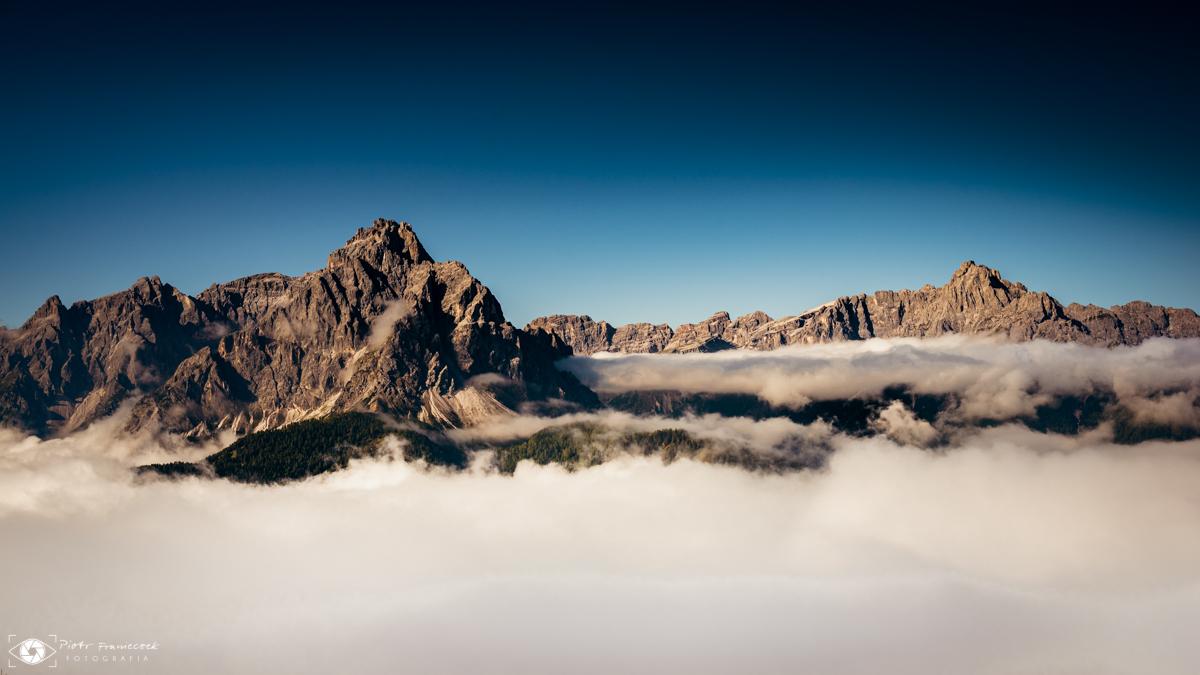 Alpy Dolomity Szlaki