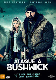 Ataque a Bushwick Dublado Online
