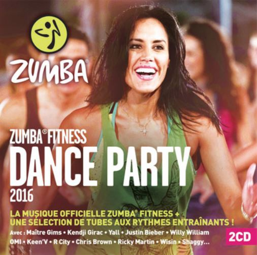 ZUMBA FITNESS Dance Party 2016