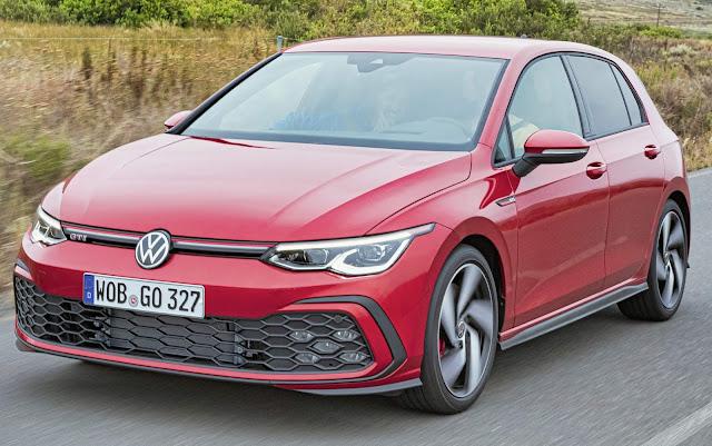 Novo VW Golf GTI 2022
