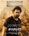 Saaho Movie 294cr Blockbuster hit posters