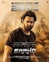 Saaho Movie 294cr Blockbuster hit posters