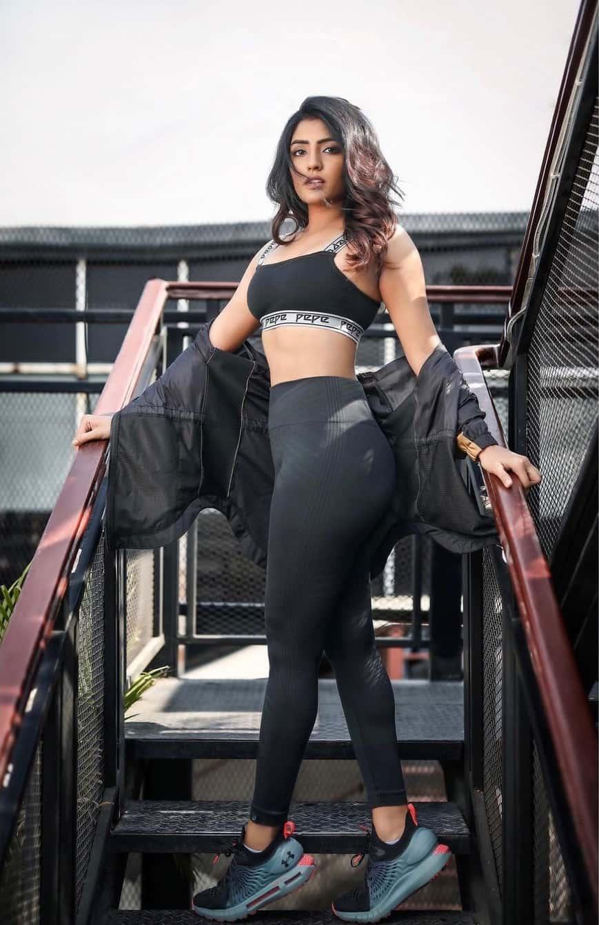 Eesha Rebba Sexy Photoshoot Pictures