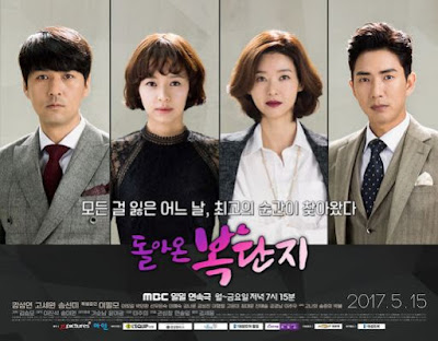 Tracklist : OST. Return of Bok Dan Ji 돌아온 복단지