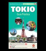 Portada de la Guia de Tokio que dan en los hoteles y aeropuertos