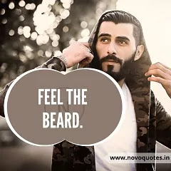 Beard Man Quotes