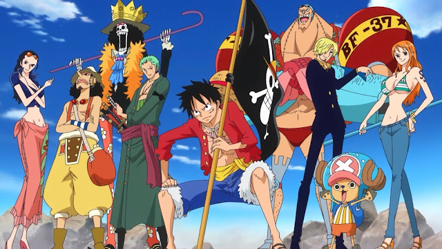 One Piece - Top 10 Anime Ranked by Number of Views