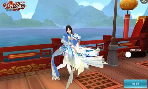 Võ Lâm Truyền Kỳ mobile - Vạn kiếm Khai Hoa là bản nâng cao new của loại game này
