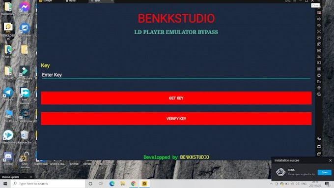 Wall Color Hax and Abenkk ByPass LD PLayer V15 Free Hax PUBG Mobile 1.3.0
