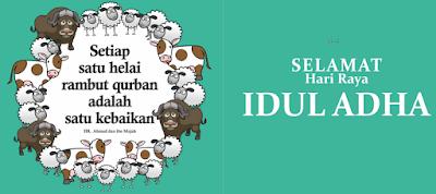 Niat dan Tata Cara Sholat Idul Adha yang benar sesuai Sunnah