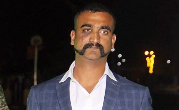 Pilot Abhinandan Varthaman To Be Awarded Vir Chakra On Independence Day, New Delhi, News, Politics, Award, Terrorists, Attack, National, Lifestyle & Fashion