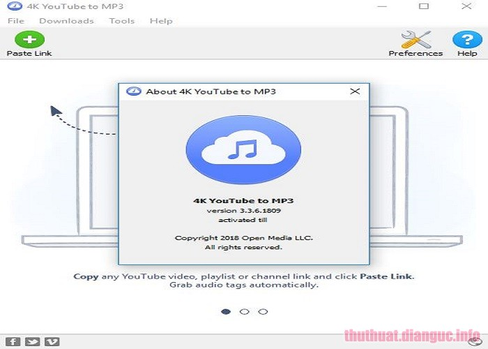 Download 4K YouTube to MP3 3.6.3.2224 Full Crack