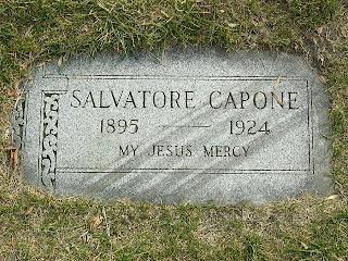 Lapida al Capone