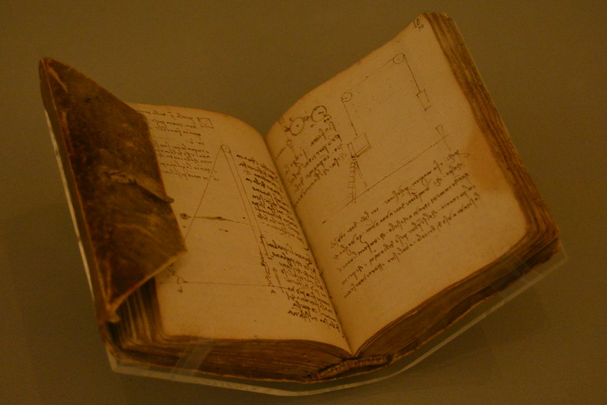 codex Forster Victoria and Albert
