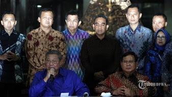 SBY-Prabowo Sepakat Kerja Sama Dan Tidak Sepakat Koalisi, Ini Kata PDIP