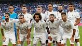 تشكيلة ريال مدريد في مواجهة اشبيلية اليوم
