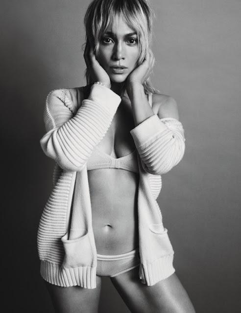 Mira las fotos de Jennifer Lopez para la revista W Magazine.
