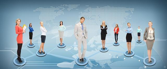 Sukses dengan Bisnis MLM Network Marketing