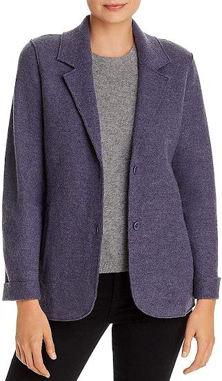 Wool Blazers for Women