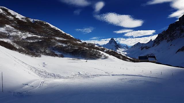 Niektóre trasy narciarskie są rzadko uczęszczane