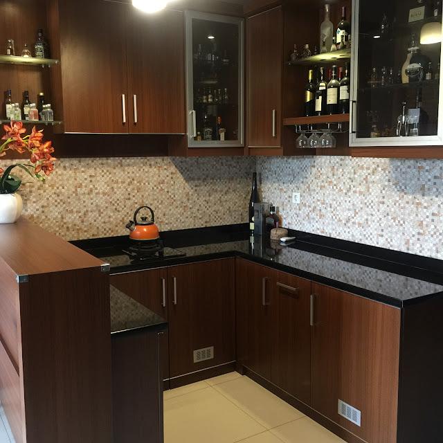 Kitchenset Aluminium Sidoarjo