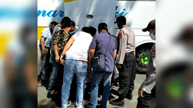 Polisi dan BNN gagalkan pengiriman 250 gram Sabu di Pelabuhan Kayangan