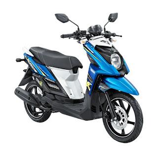 harga kredit motor yamaha matic x-ride 2017 di solo
