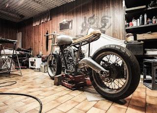 Loker Bengkel Motor