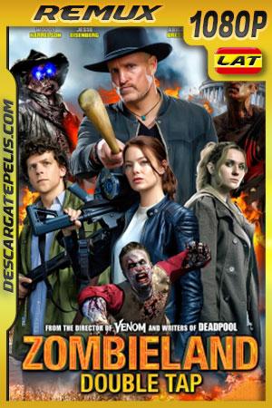 Zombieland: Mata y remata (2019) 1080p BDRemux Latino – Ingles