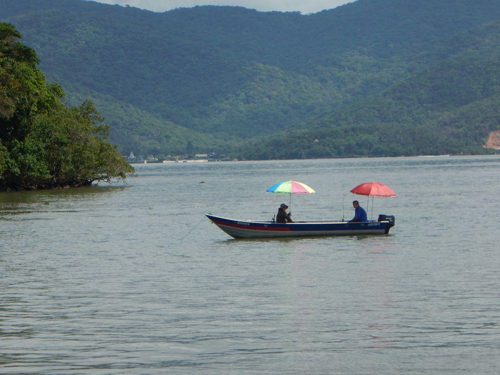 Passeio do Barco Príncipe, Joinville