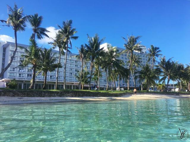beachfront hotel in guam
